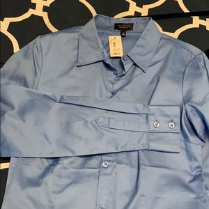 The Limited Essential Button up blouse NWT Sz S
